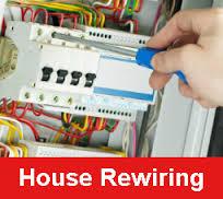 House rewiring Dublin